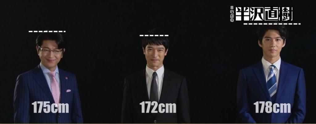 賀来賢人身長サバ読み疑惑