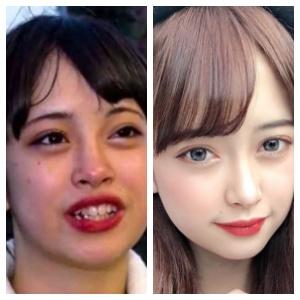 マリア愛子比較画像