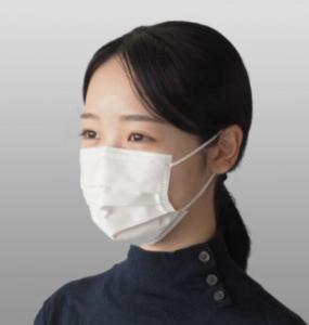 シャープマスク抗菌