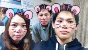 西田有志の姉と兄