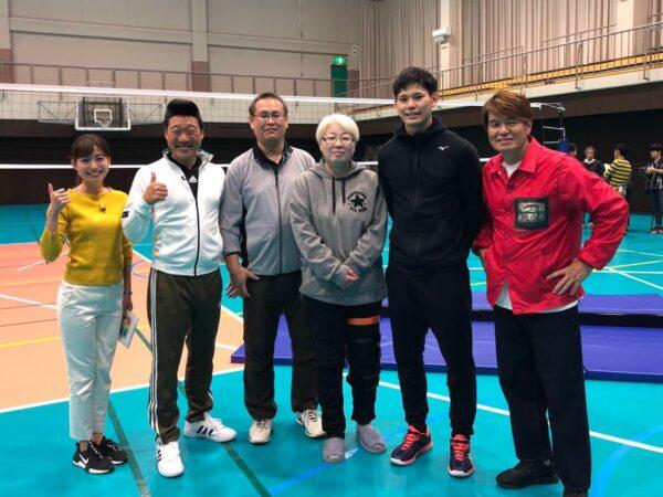 西田有志と両親